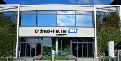 Endress + Hauser Temperatura + System Products Italy