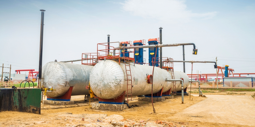 Separators in the Oil & Gas industry